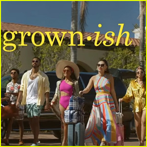 Watch Out World...Grownish is back!