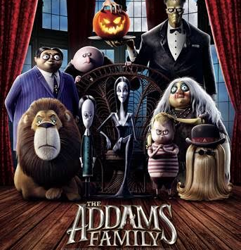 CELEBRATE HALLOWEEN WITH THE ADDAMS FAMILY!