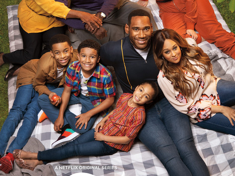 Netflix features #BLACKFAMILYMAGIC in New Series