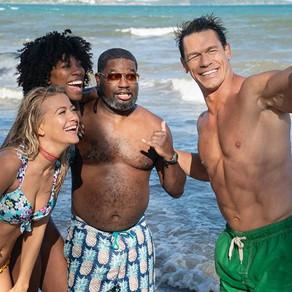 "John Cena, Yvonne Orji & Lil Rel  Team up for ""Vacation Friends"""