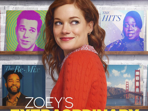 """WATCH: First Look at tonight's episode of """"Zoey's Extraordinary Playlist"""""""