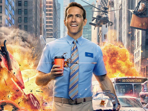 """Ryan Reynolds' """"Free  Guy"""" Trailer Gives Movie Industry a Glimmer of Hope"""