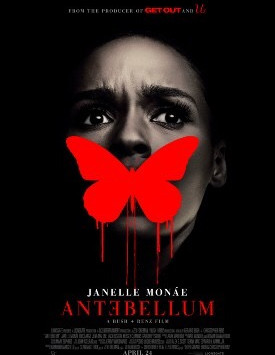 """Janelle Monáe shows her terrifying side in """"ANTEBELLUM"""""""