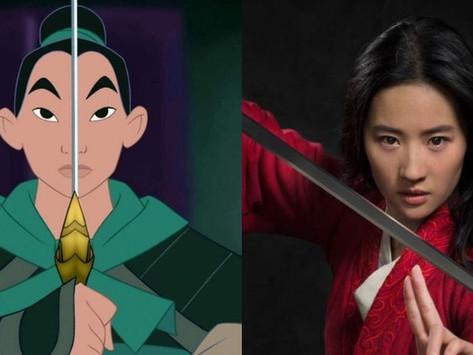 """Disney debuts live action """"Mulan"""" Trailer"""
