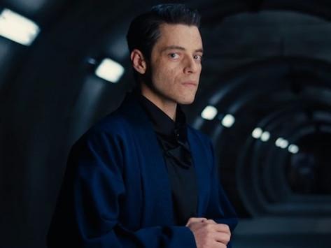 "Rami Malek is Bond Villain in ""No Time To Die"""