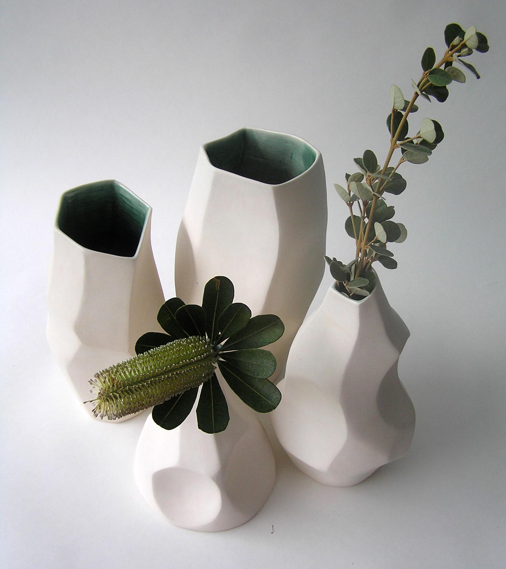 Coastline Vases