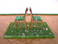 From Little Things Big Things Grow, Installation view