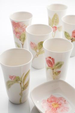 Camellia Cups, Image: Greg Piper