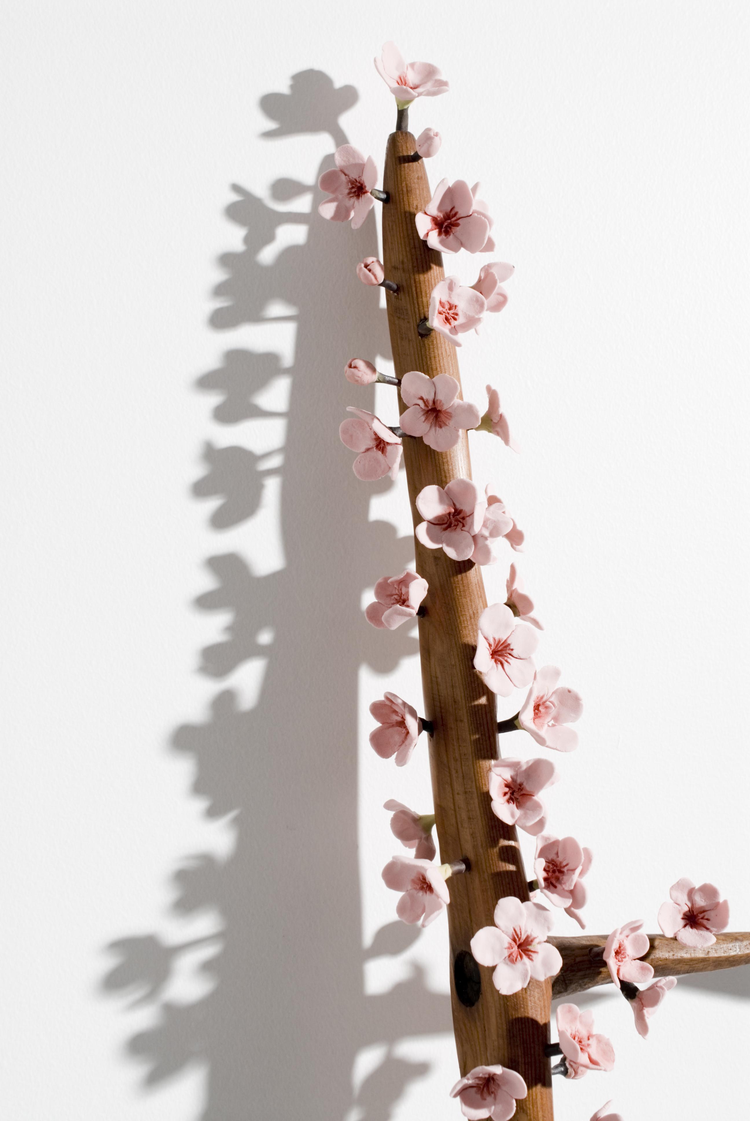 Spring Walk, detail.