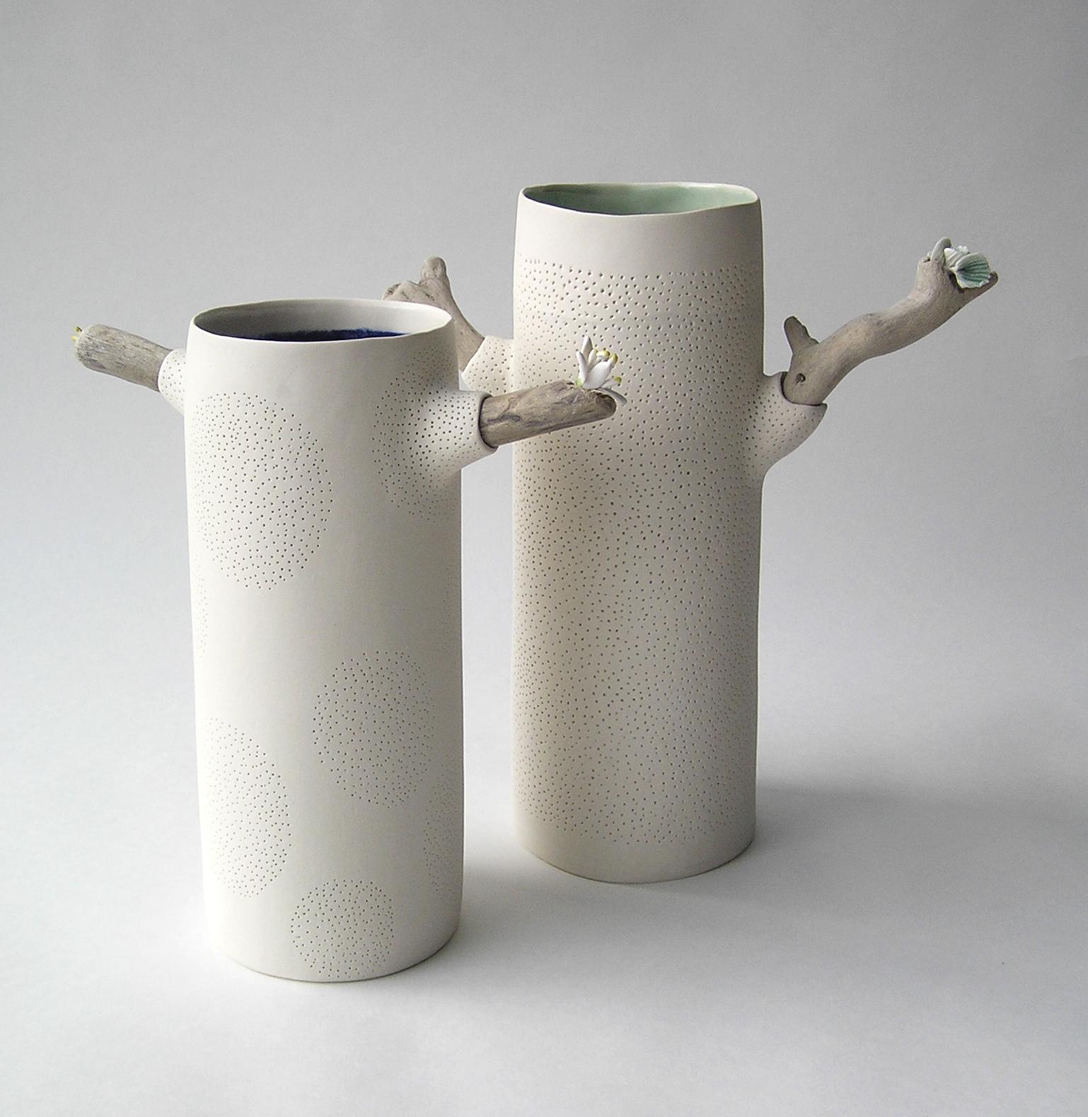 Tideline vases