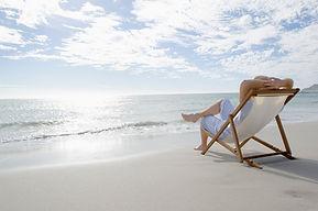 Пляжный отпуск