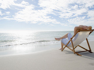 5 Things You Can Do From a Beach Chair to Start Your Estate Plan