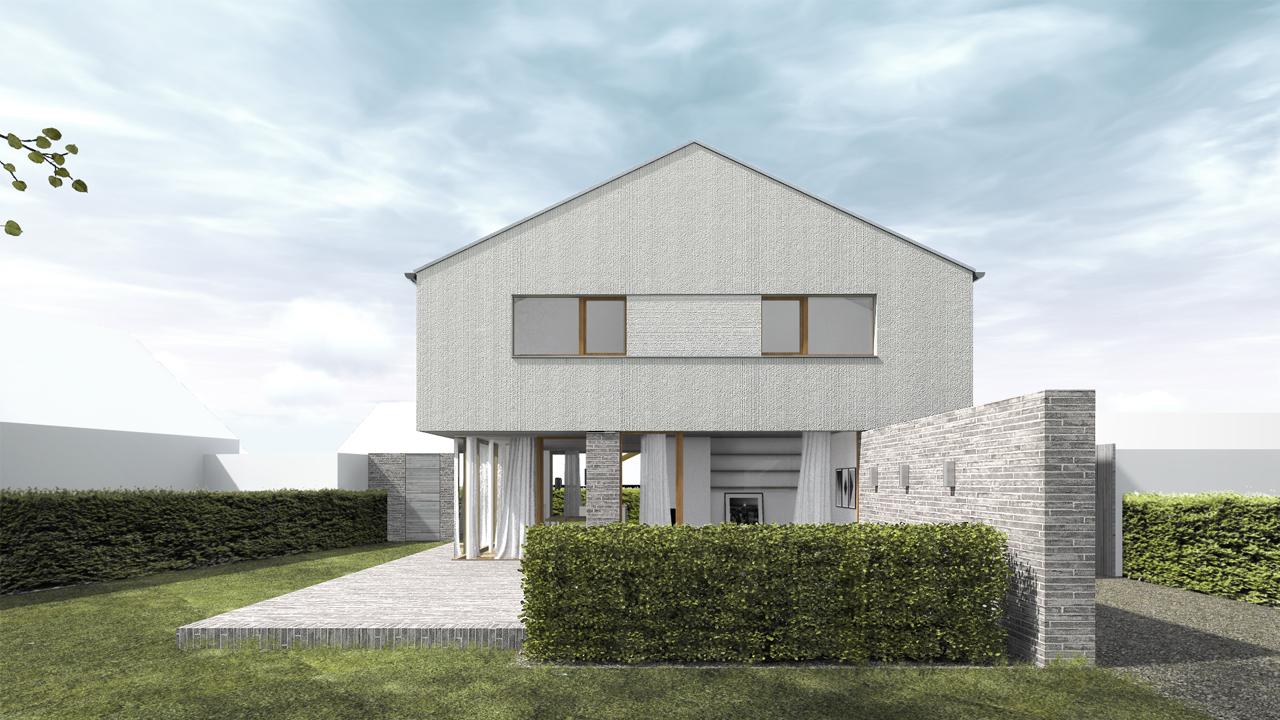 Außenansicht - Terrasse