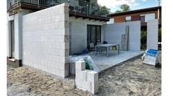 Baustelle Zernsdorf Rohbau