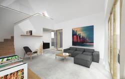 Wohnzimmer Haus Zeesen