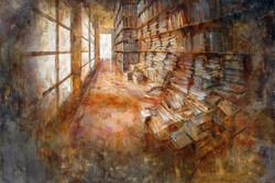 Espai Literari - 100 x 150 cm