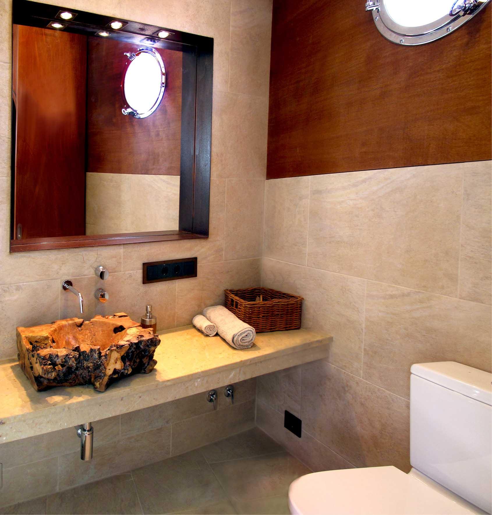 """Bathroom """" Es Baluard """""""