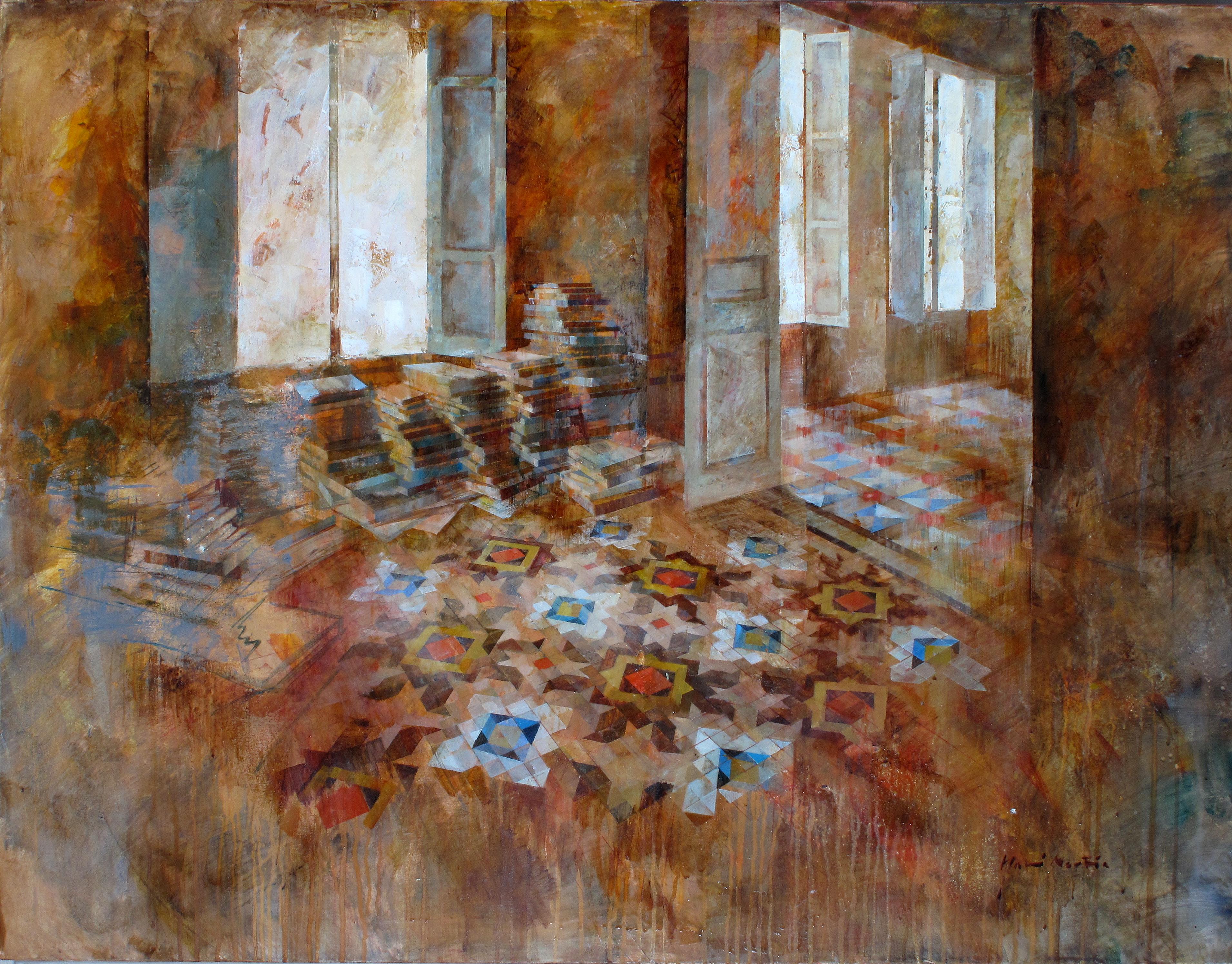 Espai Modernista- 100x130 cm