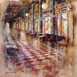 Café Florian Venecia -50x50cm