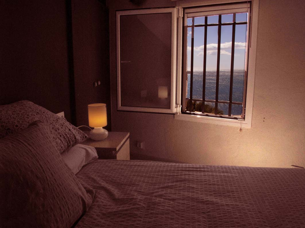 "Bedroom "" Es Baluard """