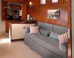 "living room  "" Es Baluard """