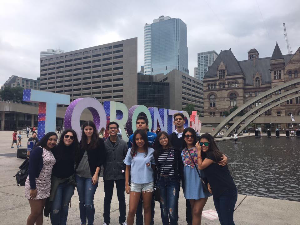 Verano en Canada - Toronto