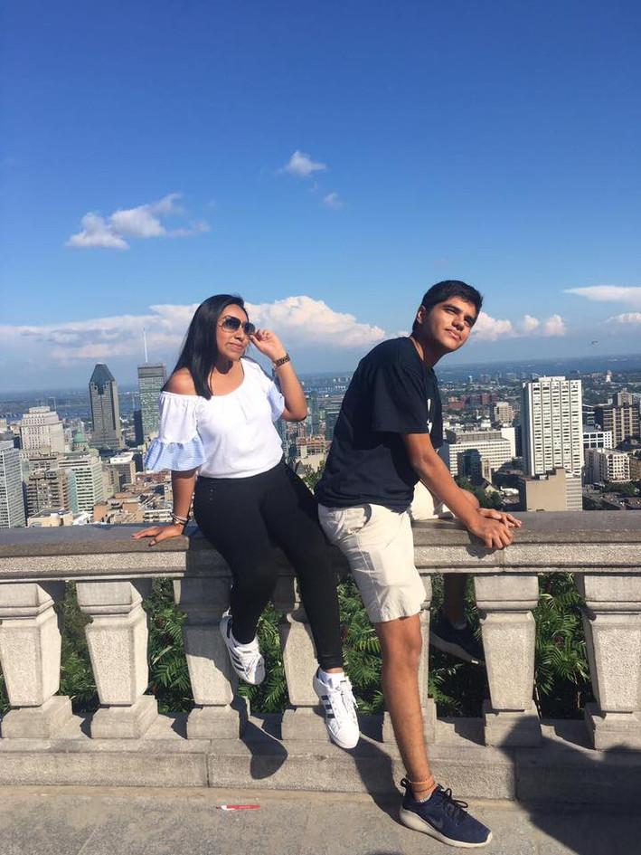 Verano en Canada  - Mont Royal