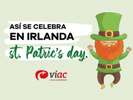¿Cómo se celebra St. Patricks en Irlanda?☘️