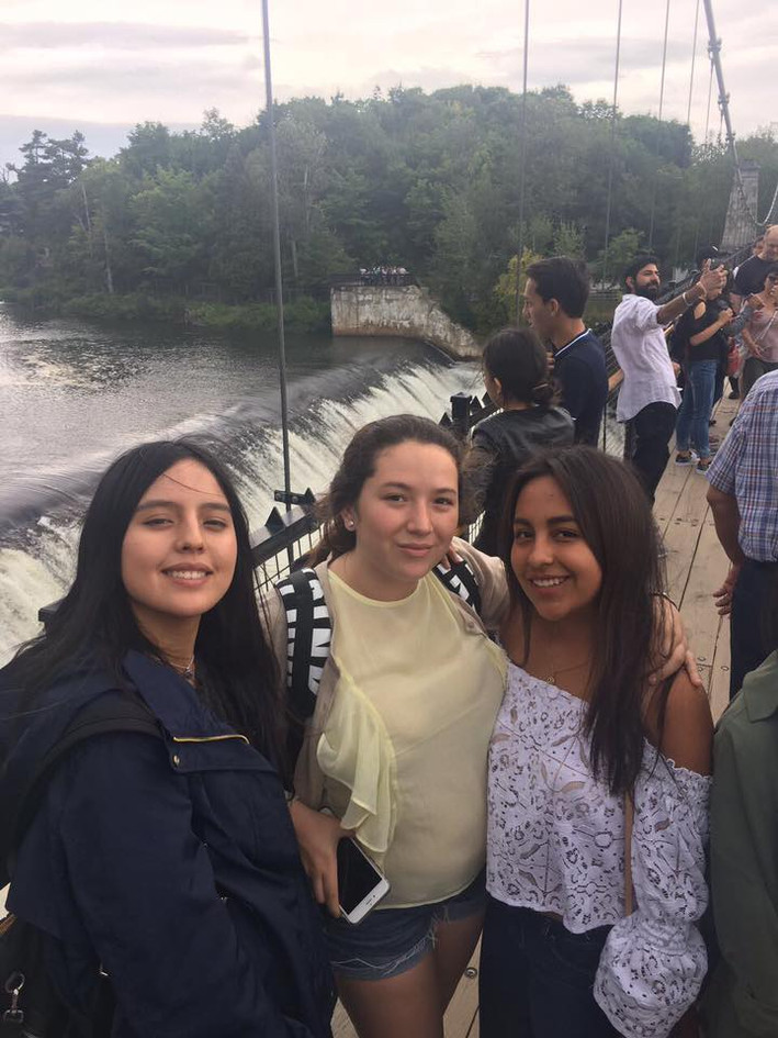 Verano en Canada - Niagara falls