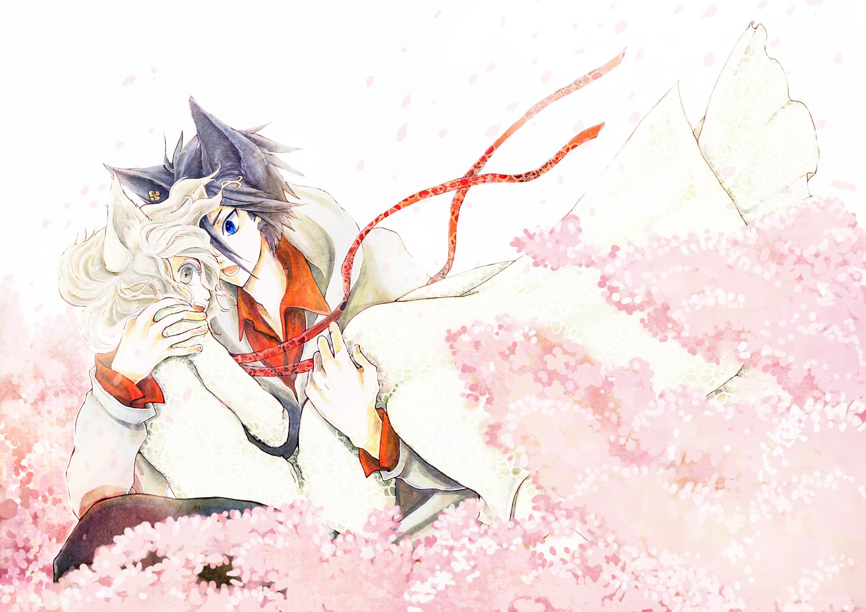 歌声、心音、桜の花びら