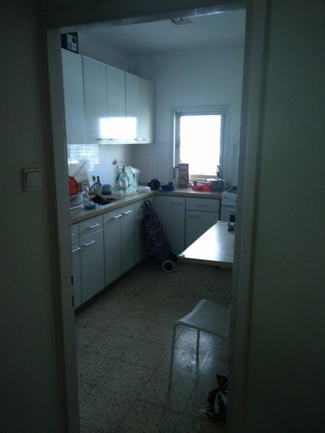 המטבח הישן והסגור