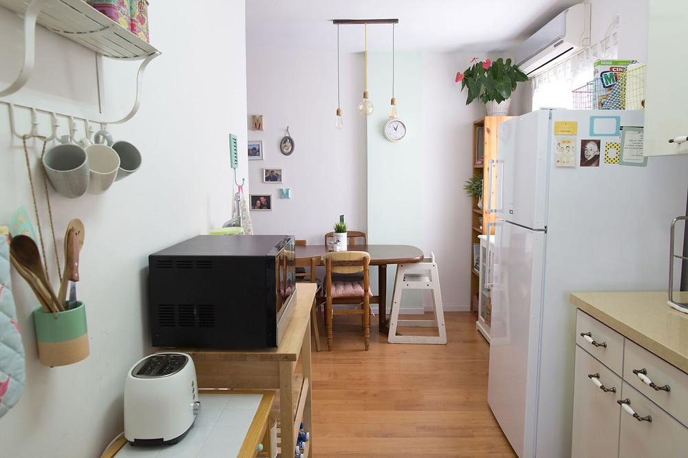 מהמטבח לפינה האהובה בבית!