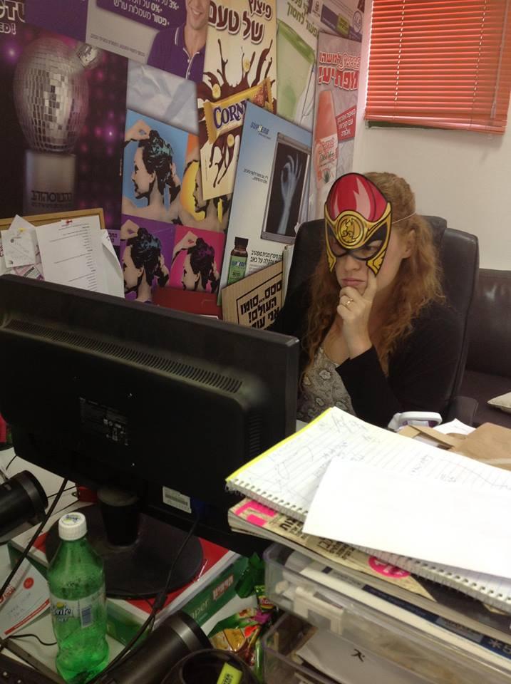יום בחיי כמנהלת קריאייטיב וקופירייטרית במשרד פרסום