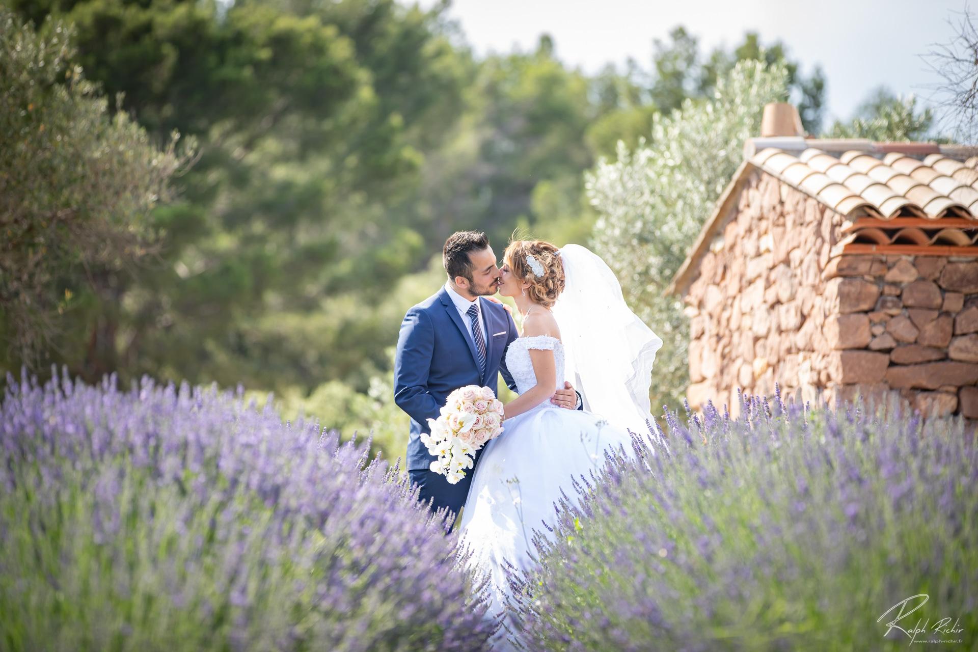 Ralph Richir photographe mariage var