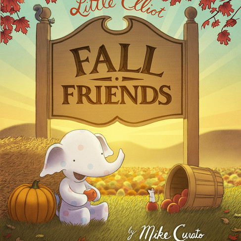 Little Elliot: Fall Friends