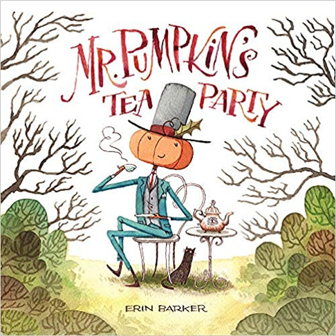 Mr. Pumpkin's Tea Party