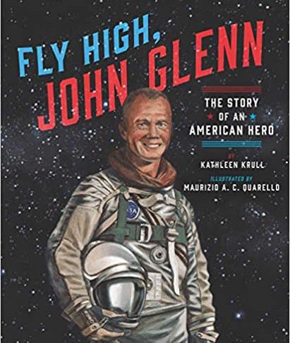 Fly High John Glenn