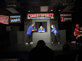 Improv: more than how to be funny