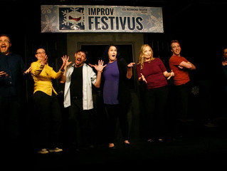 Dreaming of Improv Festivus