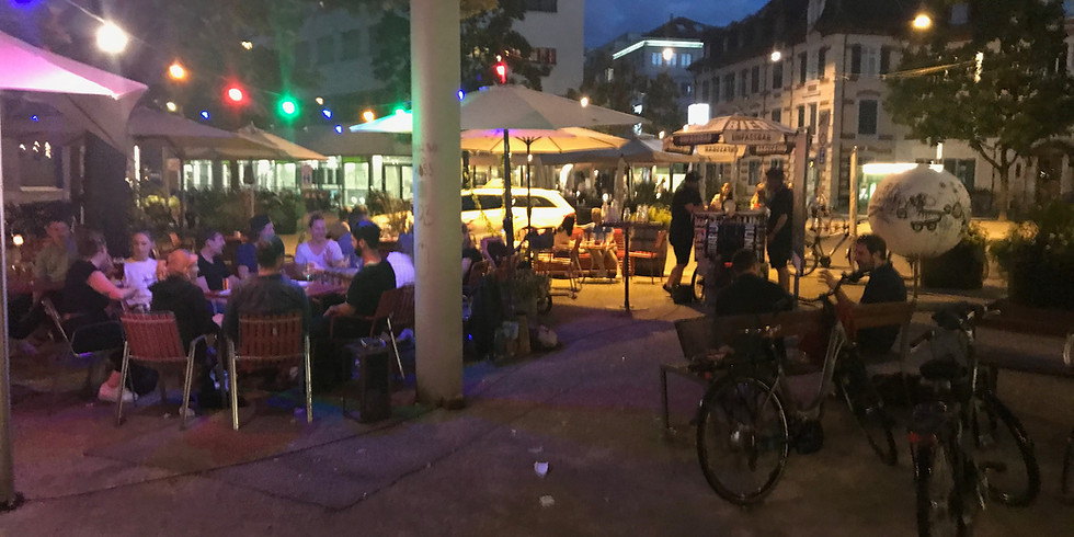 Unfassbar auf dem Tellplatz, Basel