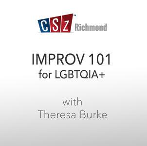 IMPROV 101 for LGBTQIA+