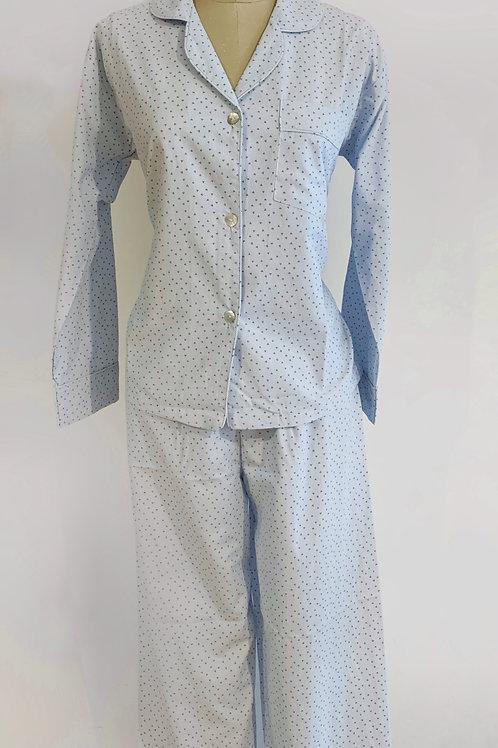Pijama panatalon largo manga larga