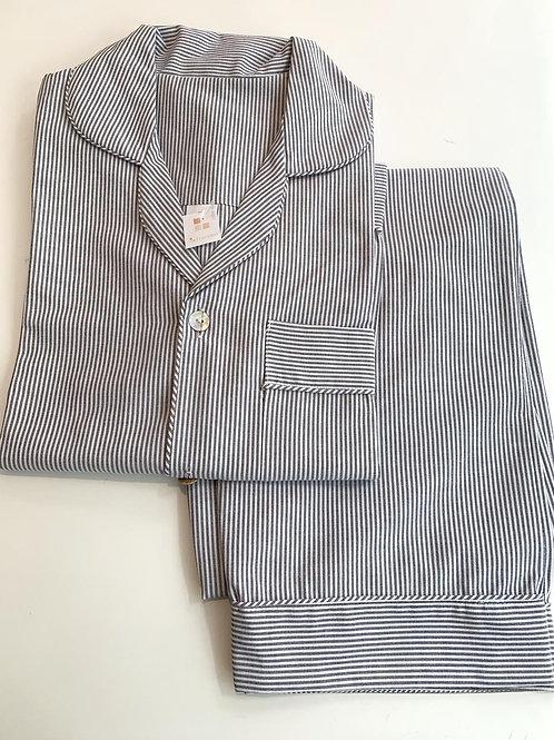 Pijama Hombre Pantalon Largo Manga Larga