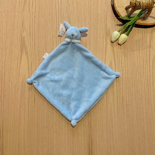 Dou Dou, Primer muñeco para bebe en fleeze color azul