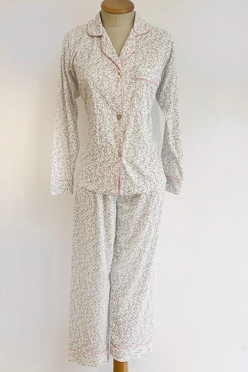 Pijama Pantalon Largo Manga Larga