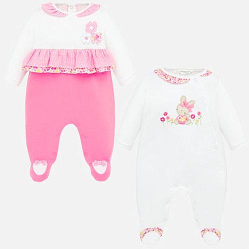 Pijama Enteriza Franela