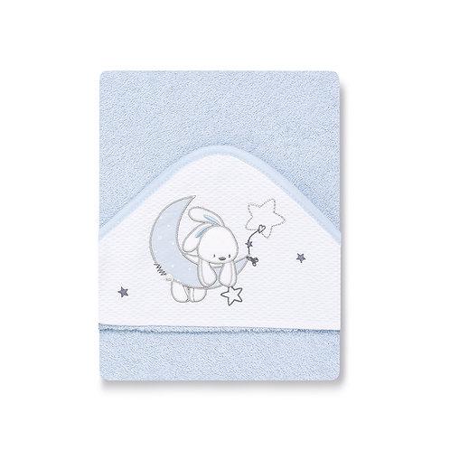 Maxicapa de Baño Color Azul