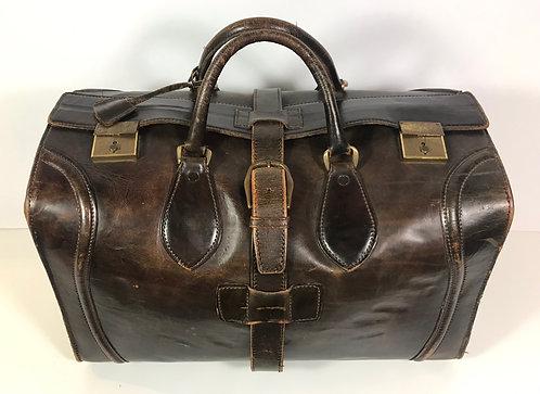 Travel Bag By Celine, Ca. 1980, Paris