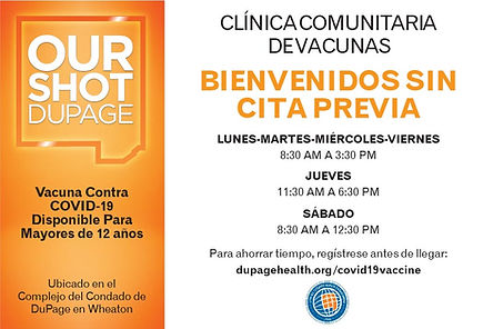 Walk In Clinic Postcard Spanish_MAY2021.