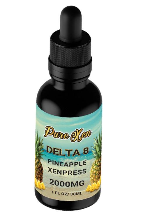 Delta 8 THC Pineapple Xenpress Tincture
